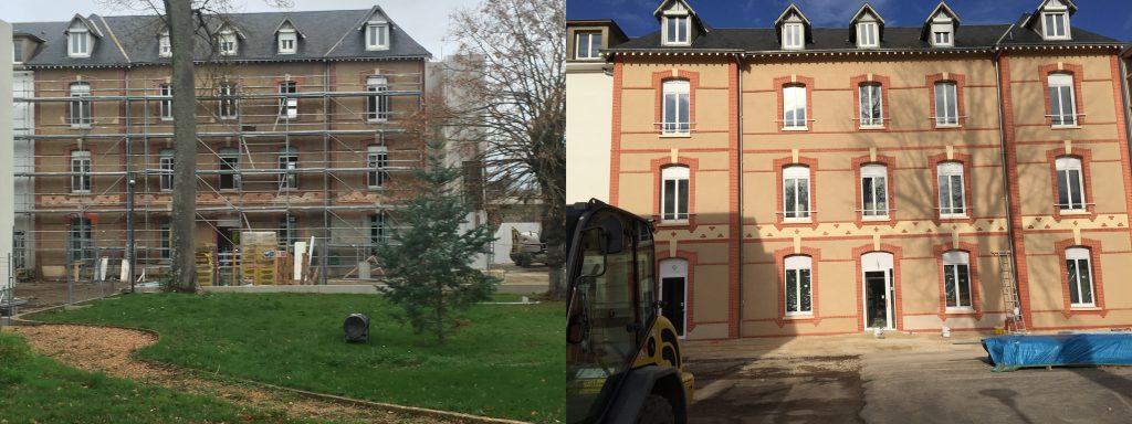 avant-apres-ravalement-de-facade-produits-dpb-peinture-par-euro-peinture