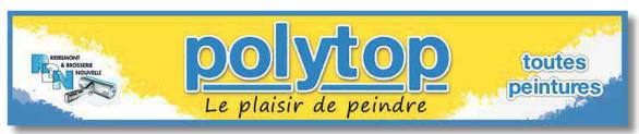 catalogue RBN Polytop par Reca Peintures