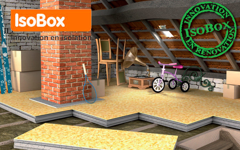 solivbox 34 (Isobox) - Reca Peintures Joue-les-tours